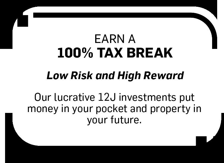 Earn a 100% Tax Break