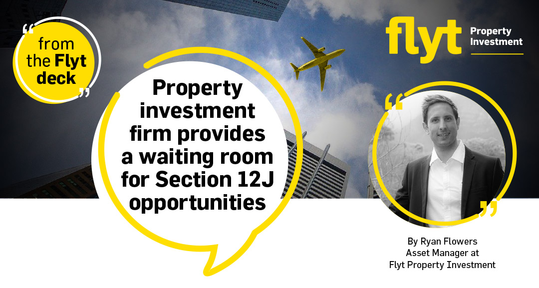 Property investment firm provides a waiting room for Section 12J opportunities